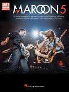 Cover icon of Sugar sheet music for guitar solo (easy tablature) by Maroon 5, Adam Levine, Henry Walter, Lukasz Gottwald and Mike Posner, easy guitar (easy tablature)