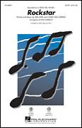 Cover icon of Rockstar sheet music for choir (SATB: soprano, alto, tenor, bass) by Roger Emerson, A Great Big World, Chad Vaccarino and Ian Axel, intermediate
