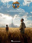 Cover icon of Edge Of Tomorrowland sheet music for piano solo by Michael Giacchino, intermediate piano