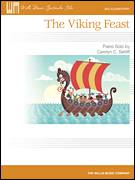 Cover icon of The Viking Feast sheet music for piano solo (elementary) by Carolyn C. Setliff, beginner piano (elementary)