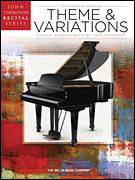 Cover icon of Variations On Twinkle, Twinkle, Little Star sheet music for piano solo (elementary) by John Thompson, beginner piano (elementary)