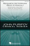 Cover icon of Requiem Aeternam (Rest Eternal) sheet music for choir (SSA: soprano, alto) by John Purifoy, intermediate skill level