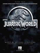 Cover icon of It's A Small Jurassic World from Jurassic World sheet music for piano solo by Michael Giacchino, classical score, intermediate