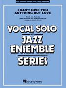 Cover icon of I Can't Give You Anything But Love (Key: B-flat) (COMPLETE) sheet music for jazz band by Dorothy Fields, Jimmy McHugh and Mark Taylor, intermediate skill level