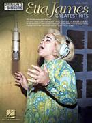 Cover icon of All I Could Do Was Cry sheet music for voice and piano by Etta James and Berry Gordy