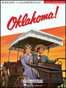 Cover icon of Out Of My Dreams sheet music for voice, piano or guitar by Rodgers & Hammerstein, Oklahoma! (Musical), Oscar II Hammerstein and Richard Rodgers, intermediate