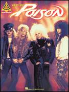 Cover icon of Something To Believe In sheet music for guitar (tablature) by Poison, Bobby Dall, Brett Michaels, Bruce Johannesson and Rikki Rockett, intermediate