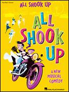 Cover icon of Jailhouse Rock sheet music for voice, piano or guitar by Elvis Presley, All Shook Up (Musical), Jerry Leiber and Mike Stoller, intermediate skill level