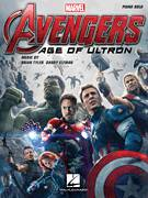 Cover icon of New Avengers-Avengers: Age Of Ultron sheet music for piano solo by Danny Elfman