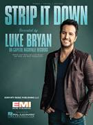 Cover icon of Strip It Down sheet music for voice, piano or guitar by Luke Bryan, Jon Nite and Ross Copperman, intermediate skill level