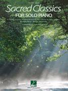 Cover icon of Glorify Thy Name sheet music for piano solo by Donna Adkins and John Purifoy, intermediate skill level