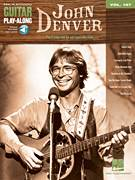 Cover icon of Back Home Again sheet music for guitar (tablature, play-along) by John Denver, intermediate skill level