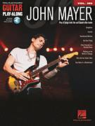 Cover icon of Your Body Is A Wonderland sheet music for guitar (tablature, play-along) by John Mayer, intermediate