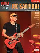 Cover icon of Flying In A Blue Dream sheet music for guitar (tablature, play-along) by Joe Satriani, intermediate skill level