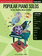 Cover icon of The Masterpiece sheet music for piano solo (elementary) by J.J. Mouret, Eric Baumgartner and Paul Parnes, beginner piano (elementary)