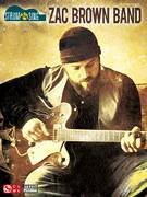 Cover icon of Colder Weather sheet music for guitar (chords) by Zac Brown Band