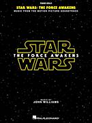 Cover icon of Main Title And The Attack On The Jakku Village sheet music for piano solo by John Williams