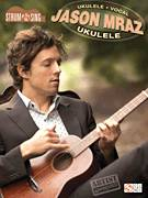 Cover icon of Butterfly sheet music for ukulele (chords) by Jason Mraz, intermediate skill level
