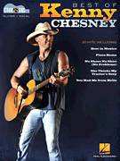 Cover icon of There Goes My Life sheet music for guitar (chords) by Kenny Chesney, intermediate