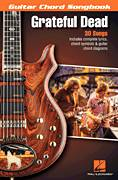 Cover icon of Brokedown Palace sheet music for guitar (chords) by Grateful Dead, intermediate guitar (chords)