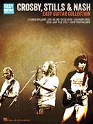 Cover icon of Our House sheet music for guitar solo (easy tablature) by Crosby, Stills, Nash & Young and Graham Nash, easy guitar (easy tablature)