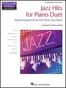 Cover icon of Come Fly With Me sheet music for piano four hands (duets) by Sammy Cahn, Jeremy Siskind and Jimmy van Heusen, intermediate piano four hands