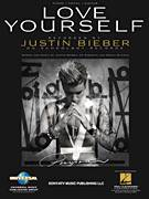 Cover icon of Love Yourself sheet music for voice, piano or guitar by Justin Bieber and Ed Sheeran, intermediate