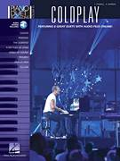 Cover icon of Clocks sheet music for piano four hands by Coldplay, Chris Martin, Guy Berryman, Jon Buckland and Will Champion, intermediate skill level