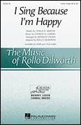 Cover icon of I Sing Because I'm Happy sheet music for choir (3-Part Treble) by Charles H. Gabriel, Rollo Dilworth, Georgia Mass Choir, Civilla D. Martin and Kenneth Paden (arr.), intermediate