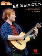 Cover icon of Thinking Out Loud sheet music for guitar (chords) by Ed Sheeran and Amy Wadge, wedding score, intermediate skill level