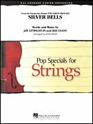 Cover icon of Silver Bells (COMPLETE) sheet music for orchestra by John Denver, Jay Livingston, John Moss, Kenny Chesney, Lady Antebellum, Plumb and Ray Evans, intermediate