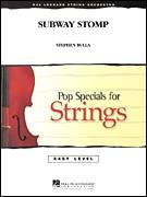 Cover icon of Subway Stomp sheet music for orchestra (full score) by Stephen Bulla, intermediate orchestra (full score)