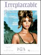 Cover icon of Irreplaceable sheet music for voice, piano or guitar by Beyonce, Beyonce Knowles, Mikkel Eriksen, Shaffer Smith and Tor Erik Hermansen, intermediate voice, piano or guitar