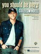 Cover icon of You Should Be Here sheet music for voice, piano or guitar by Cole Swindell and Ashley Gorley, intermediate