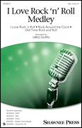 Cover icon of I Love Rock 'N Roll sheet music for choir (SAB: soprano, alto, bass) by Greg Gilpin, George Jackson, Jimmy DeKnight, Joan Jett & The Blackhearts, Max C. Freedman, Tom Jones, Alan Merrill and Jake Hooker, intermediate