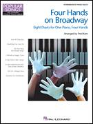 Cover icon of Put On A Happy Face sheet music for piano four hands by Charles Strouse, Fred Kern and Lee Adams, intermediate skill level