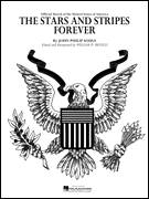 Cover icon of The Stars and Stripes Forever (COMPLETE) sheet music for concert band by John Philip Sousa, intermediate concert band