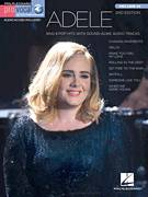 Cover icon of Hello sheet music for voice solo by Adele, intermediate