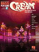 Cover icon of Swlabr sheet music for bass (tablature) (bass guitar) by Cream, Jack Bruce and Pete Brown, intermediate skill level