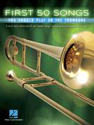 Cover icon of Circle Of Life sheet music for trombone solo by Elton John and Tim Rice, intermediate