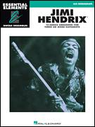 Cover icon of Third Stone From The Sun sheet music for guitar ensemble by Jimi Hendrix, intermediate skill level