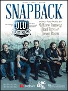 Cover icon of Snapback sheet music for voice, piano or guitar by Old Dominion, intermediate