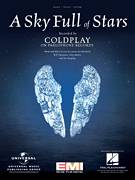 Cover icon of A Sky Full Of Stars sheet music for voice, piano or guitar by Coldplay, intermediate