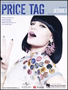 Cover icon of Price Tag sheet music for voice, piano or guitar by Jessie J, Mark De-Lisser, Bobby Ray Simmons, Claude Kelly, Jessica Cornish and Lukasz Gottwald, intermediate