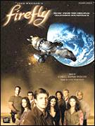 Cover icon of Firefly Main Title sheet music for voice, piano or guitar by Greg Edmonson and Joss Whedon, intermediate