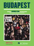 Cover icon of Budapest sheet music for voice, piano or guitar by George Ezra, George Ezra Barnett and Joel Laslett Pott, intermediate