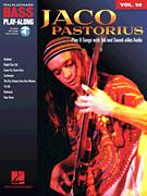Cover icon of Harlequin sheet music for bass (tablature) (bass guitar) by Wayne Shorter and Jaco Pastorius, intermediate bass (tablature) (bass guitar)
