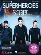 Cover icon of Superheroes sheet music for voice, piano or guitar by The Script, James Barry and Mark Sheehan, intermediate