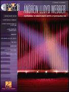 Cover icon of With One Look sheet music for piano four hands by Andrew Lloyd Webber and Don Black, intermediate