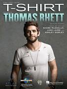 Cover icon of T-Shirt sheet music for voice, piano or guitar by Thomas Rhett, Ashley Gorley, Luke Laird and Shane McAnally, intermediate skill level